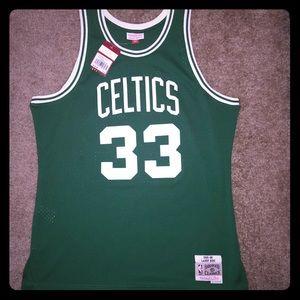 newest 3060b 65ff9 🆕Mitchell&Ness Larry Bird Celtics Swingman,Lg,🍀 Boutique
